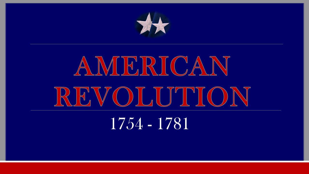 1754 - 1781