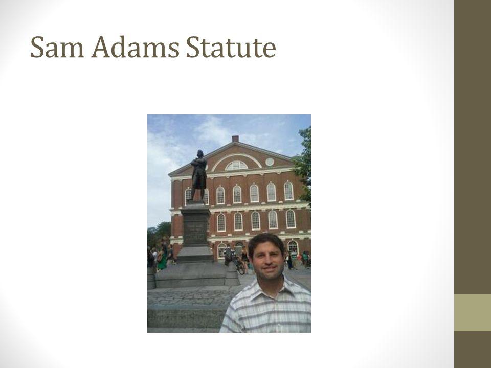 Sam Adams Statute