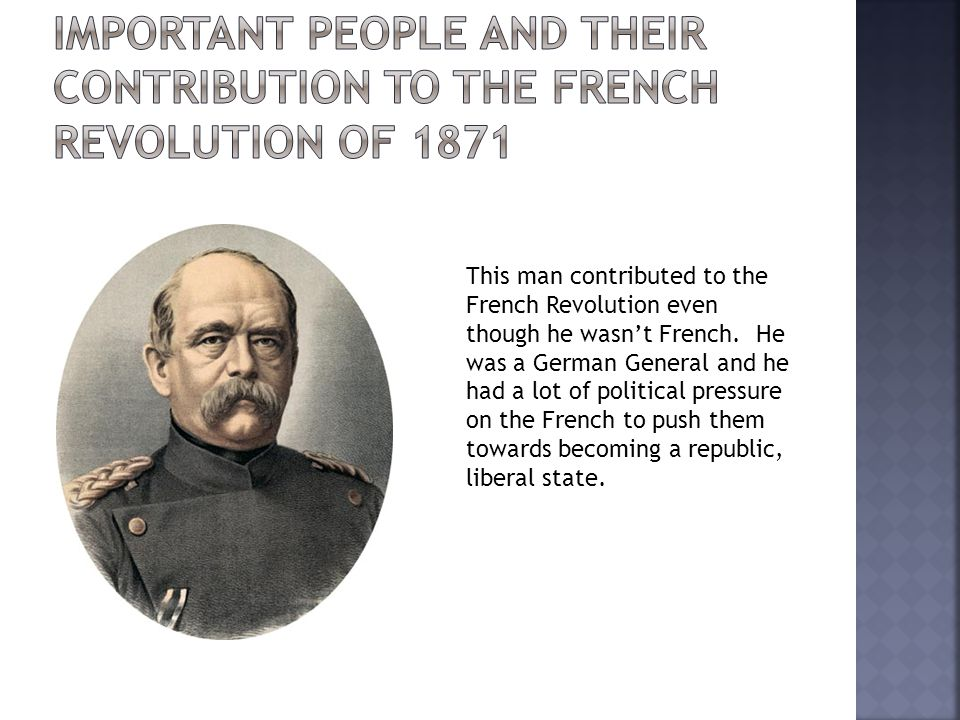 This man contributed to the French Revolution even though he wasn't French.