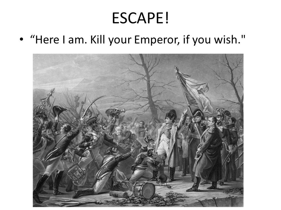 Exiled to Elba