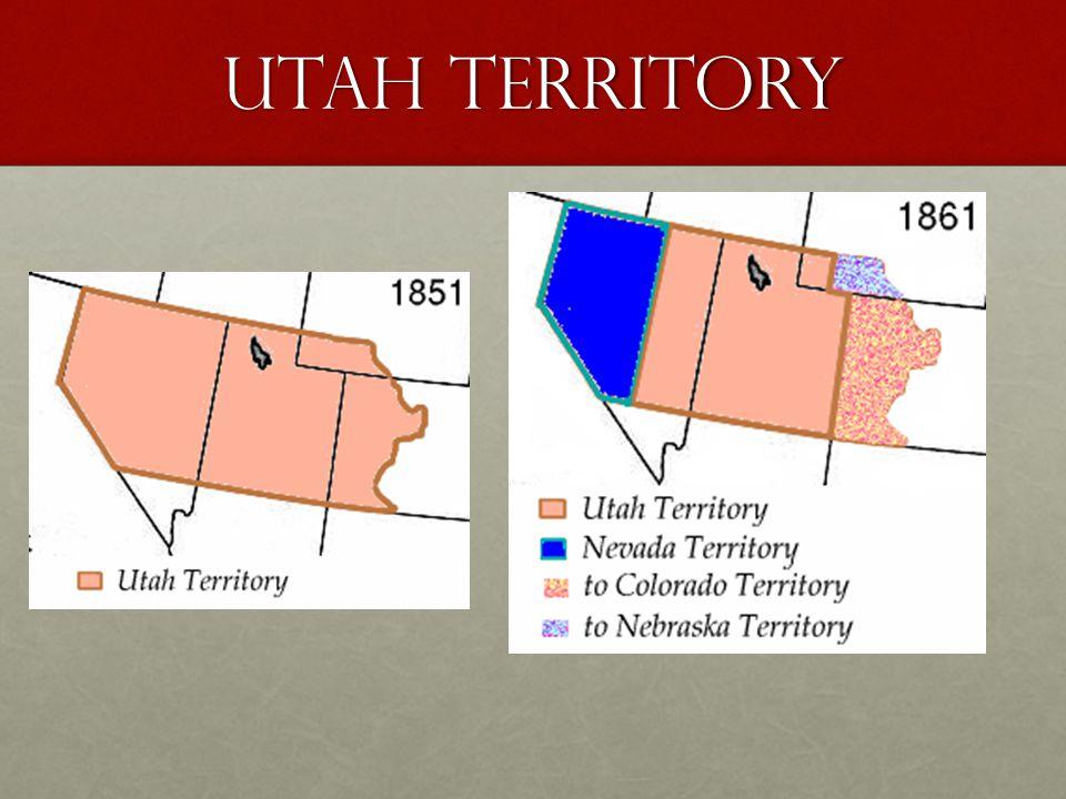 Utah Territory