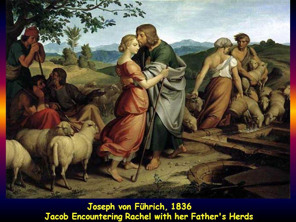 Joseph Parrocel - A travessia do Reno por Luiz XIV