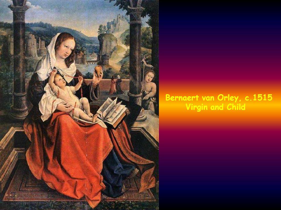 Bernaert van Orley, 1512 - Altarpiece of Sts.Thomas and Matthias