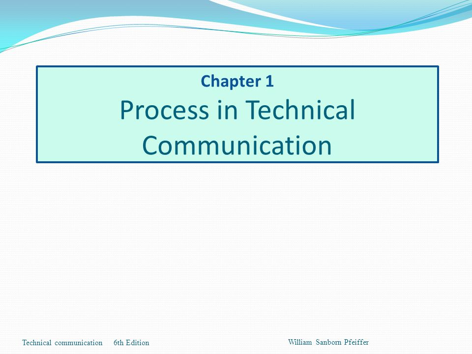 Figure 1--5 continued Pfeiffer Technical Writing, 5ed.