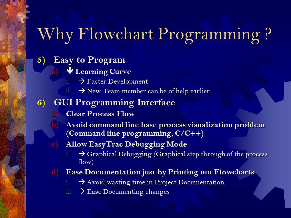 Why Flowchart Programming .