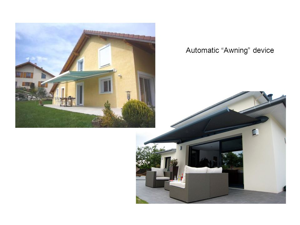 Automatic Awning device