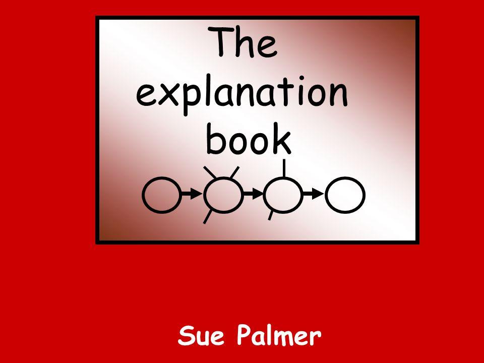 The explanation book Sue Palmer