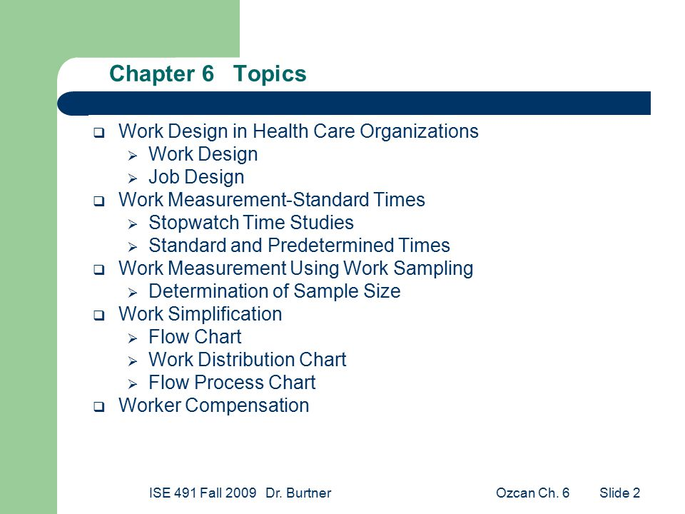 Ozcan Ch.6ISE 491 Fall 2009 Dr. Burtner Slide 3 What is Reengineering (Ozcan Interpretation).