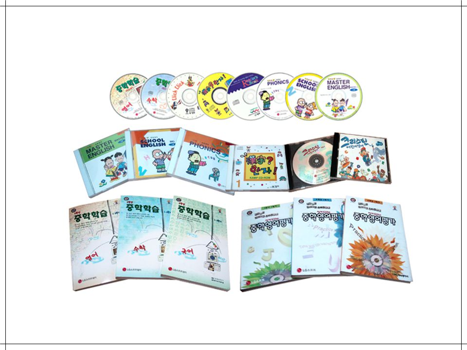 1.1 Click Click ABC – Concept & Flowchart Click Click ABC (2 titles) Year1993 FormatCD-ROM PurposeEnglish Education for Preschool Children ContentsFairy tales in English and Korean ToolsPhotoshop, Illustrator, Director My JobProject Designer, Interface Designer, Information architect, Contents and Media Coordinator Intro Language Search Help CreditExit Korean English Clever Rooster Fairy Tale 1 Vicious Fish Fairy Tale 2 Crane & Fox Fairy Tale 3 Korean English Korean English