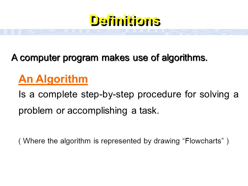 CC111 Lec#6 : Flow Charts 17  Efficient Coding: The flowcharts act as a guide or blueprint during the systems analysis and program development phase.