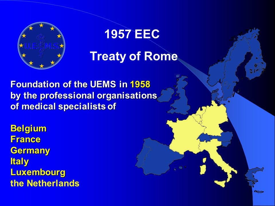 Scientific approval Done by Accreditation Boards of the involved specialty : UEMS Sections and/or Boards UEMS Sections and/or Boards European Specialty Accreditation Boards European Specialty Accreditation Boards