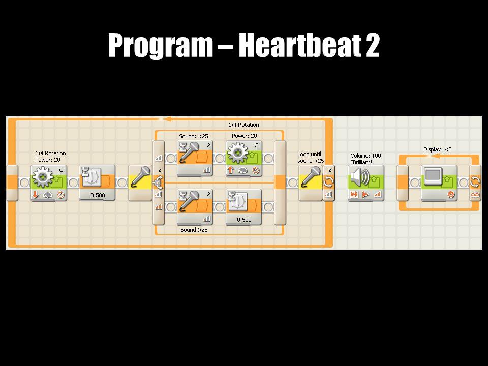 Program – Heartbeat 2