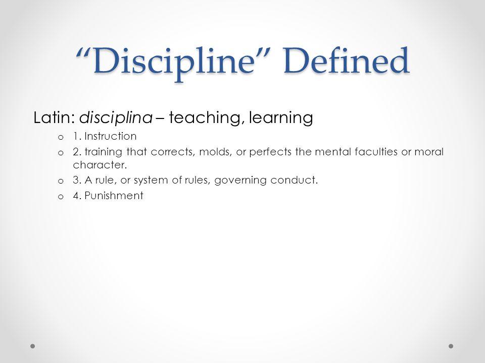 Discipline System Impact Increase consistency across schools.