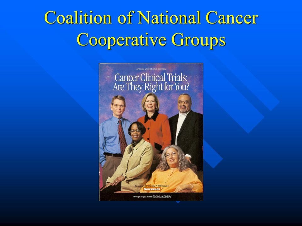 Coalition of National Cancer Cooperative Groups