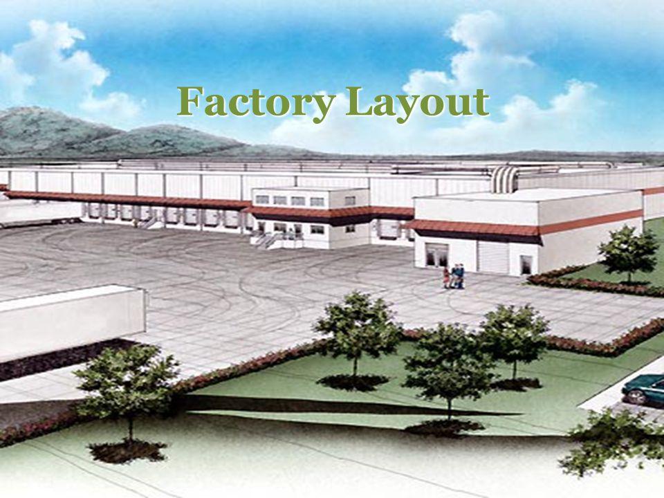 食品工厂设计 Factory Layout