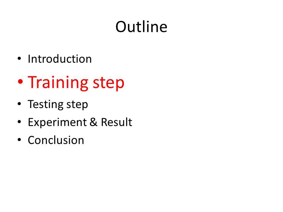Experiment & Result Caltech 101 Feature – Geometric blur (shape feature) – HSV histograms (color feature) 5, 10, 15, 20 training images per category