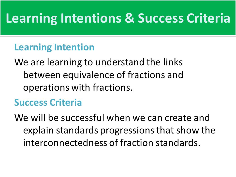What mathematical foundations need to be laid in order for students to be successful with this standard.