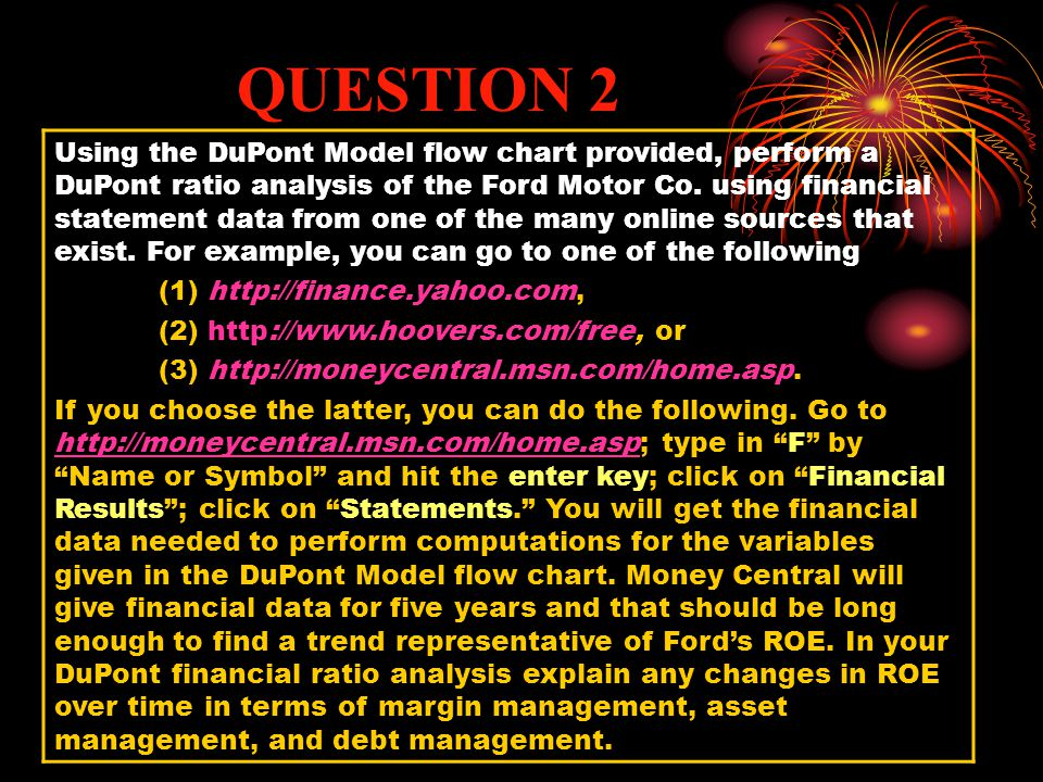 Solution 1 Answers will change over time as economic and industry conditions change.