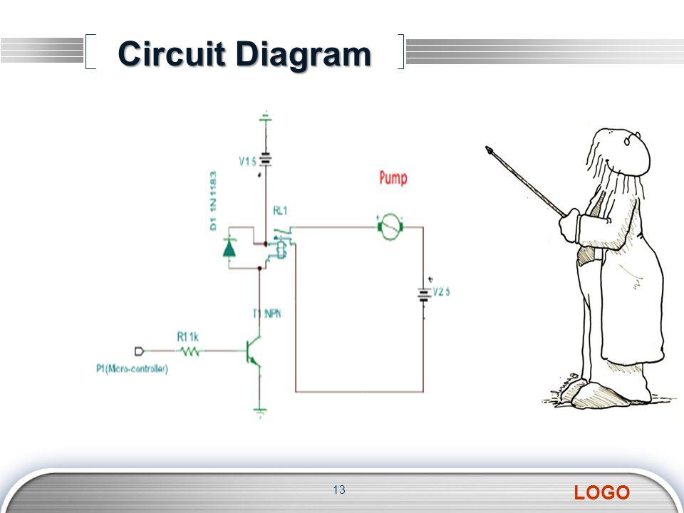 LOGO Circuit Diagram 13