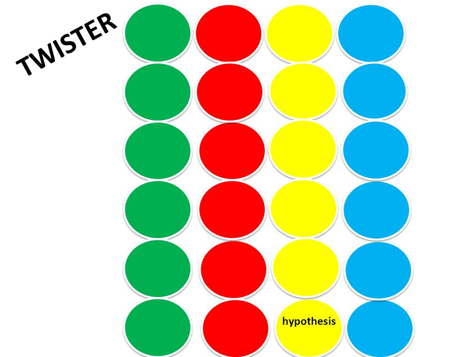 TWISTER hypothesis
