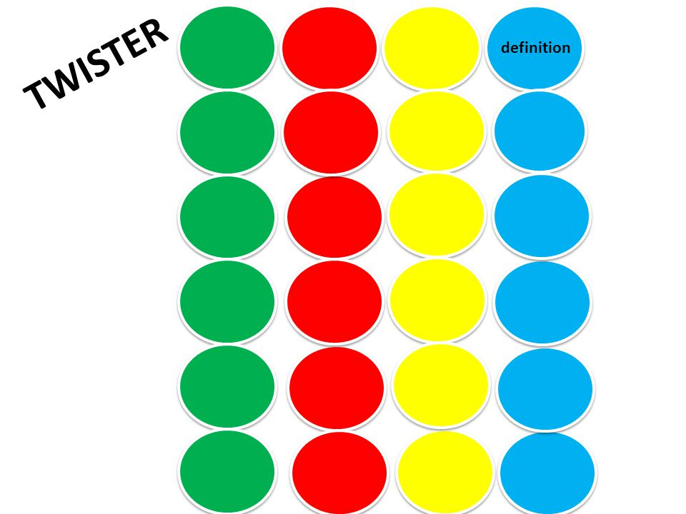 TWISTER definition