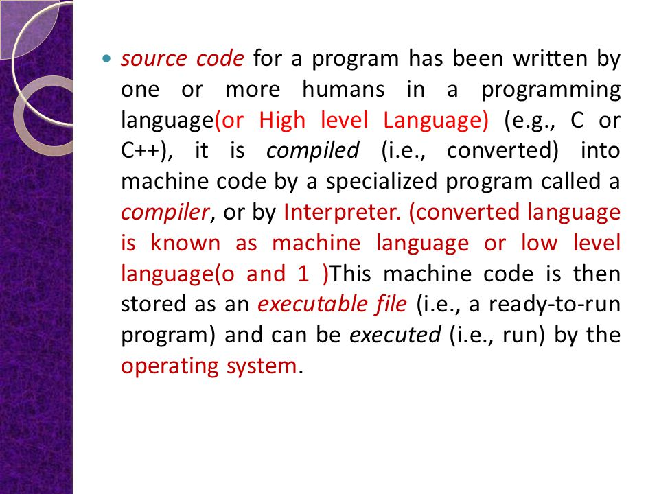 Information Processing cycle--2 Processing Input Devices Output Devices Programming Languages Machine Languages Complier / Interpreter