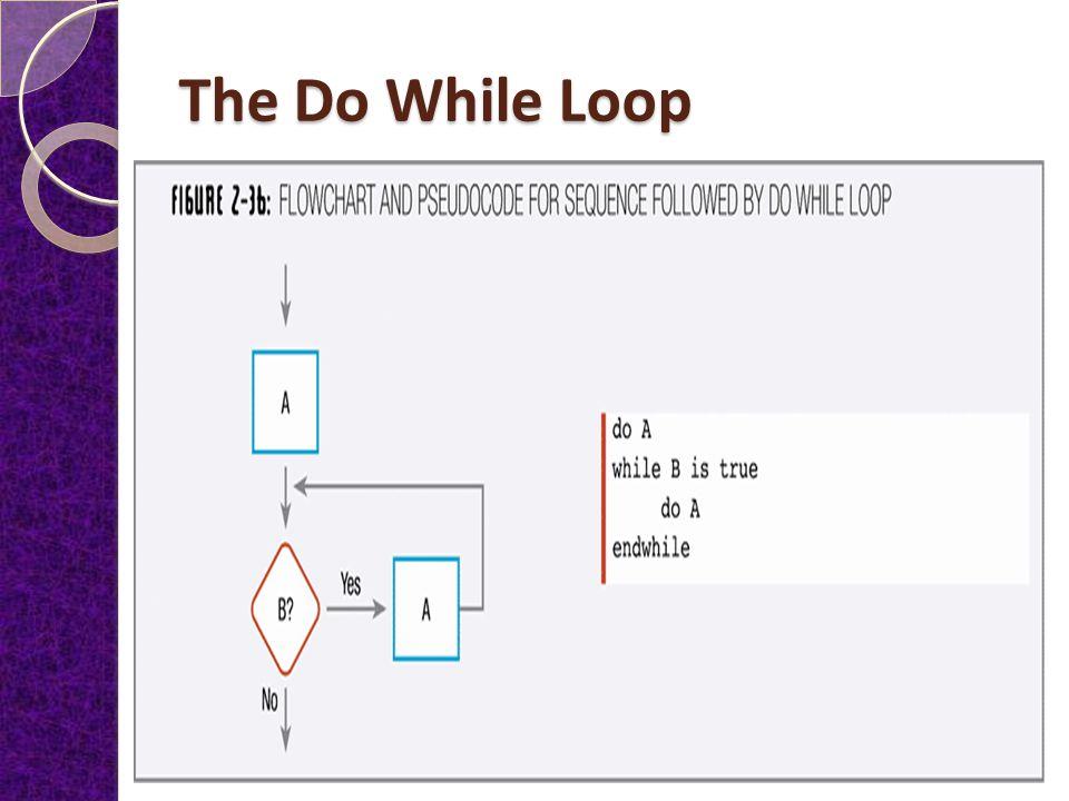 The Do Until Loop