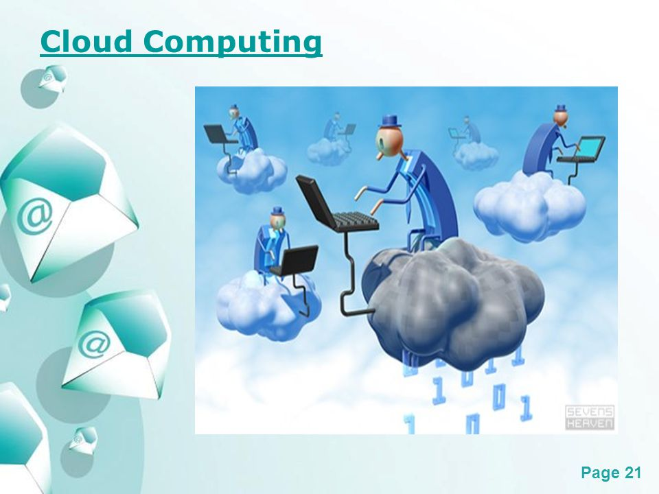 Powerpoint Templates Page 21 Cloud Computing