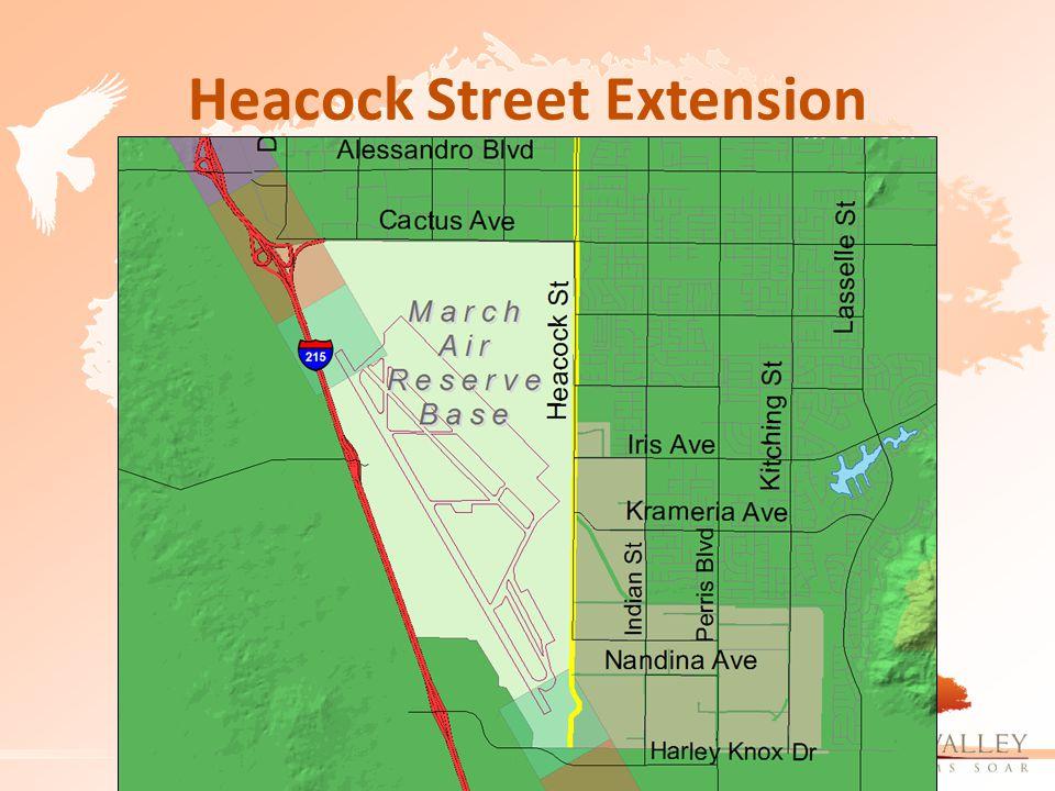 Heacock Street Extension