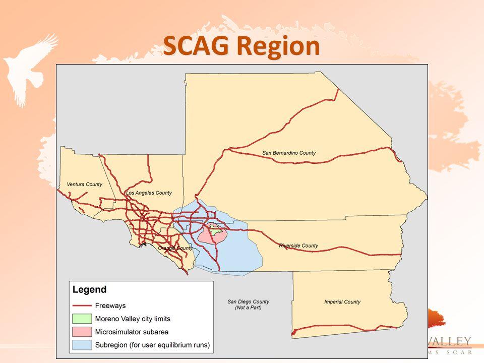 SCAG Region