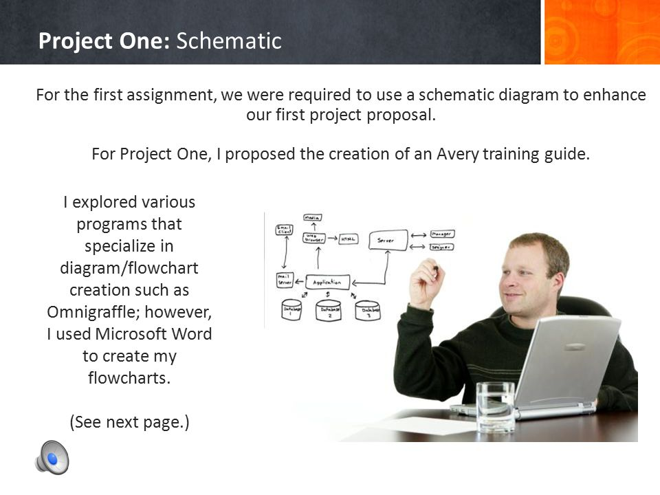 Project One: Schematic Organization and Flow of Ideas and Information 1 sche·mat·ic [skee-mat-ik, ski-] –adjective pertaining to or of the nature of a
