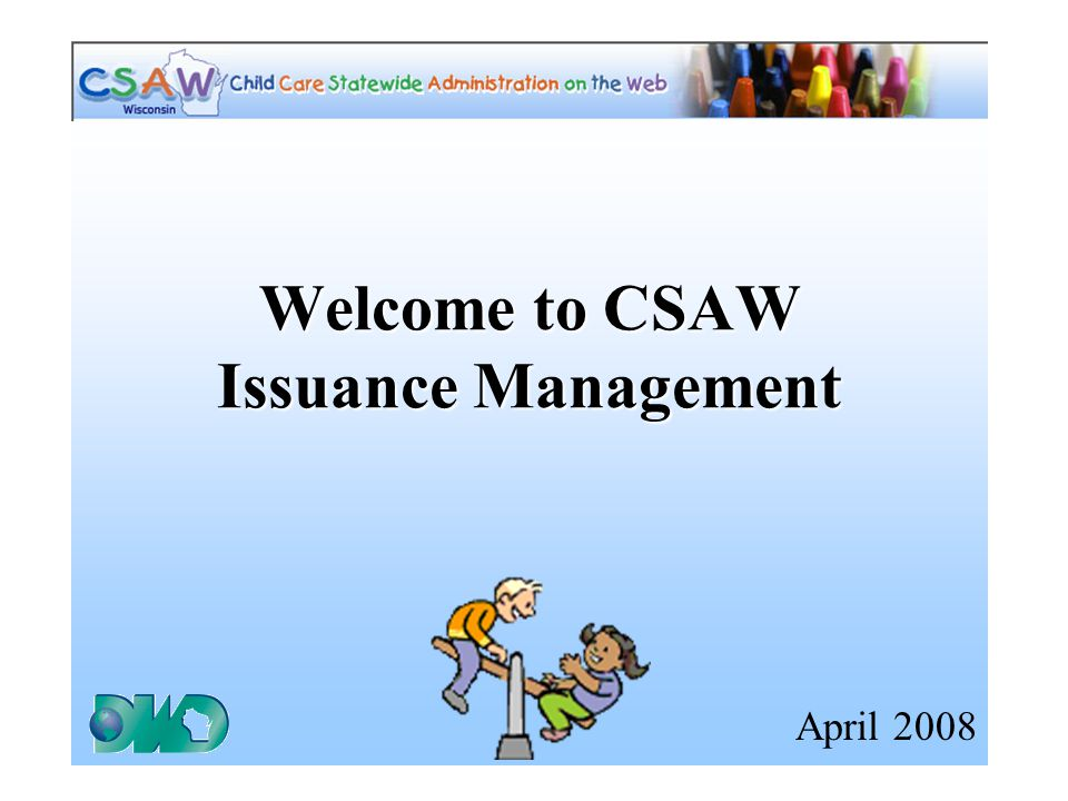 Issuance Search Issuance Search page allows you to search on issuances for a provider.