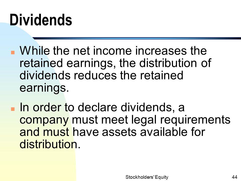 Stockholders Equity43 4.