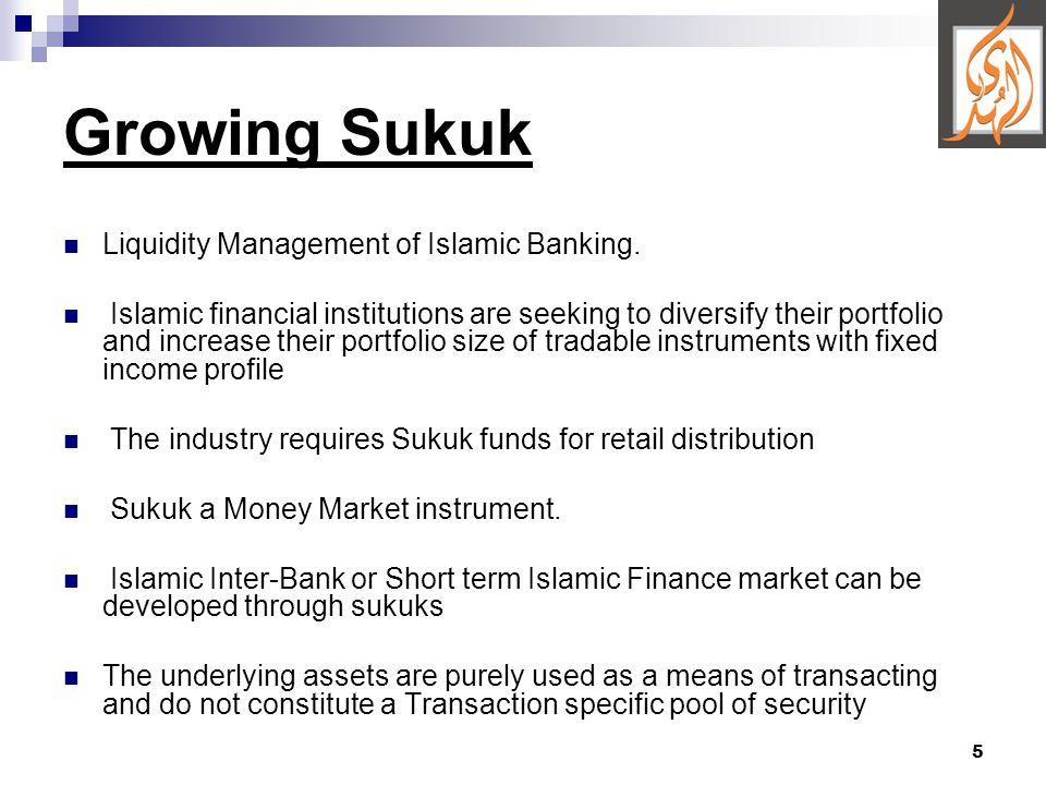 5 Growing Sukuk Liquidity Management of Islamic Banking.