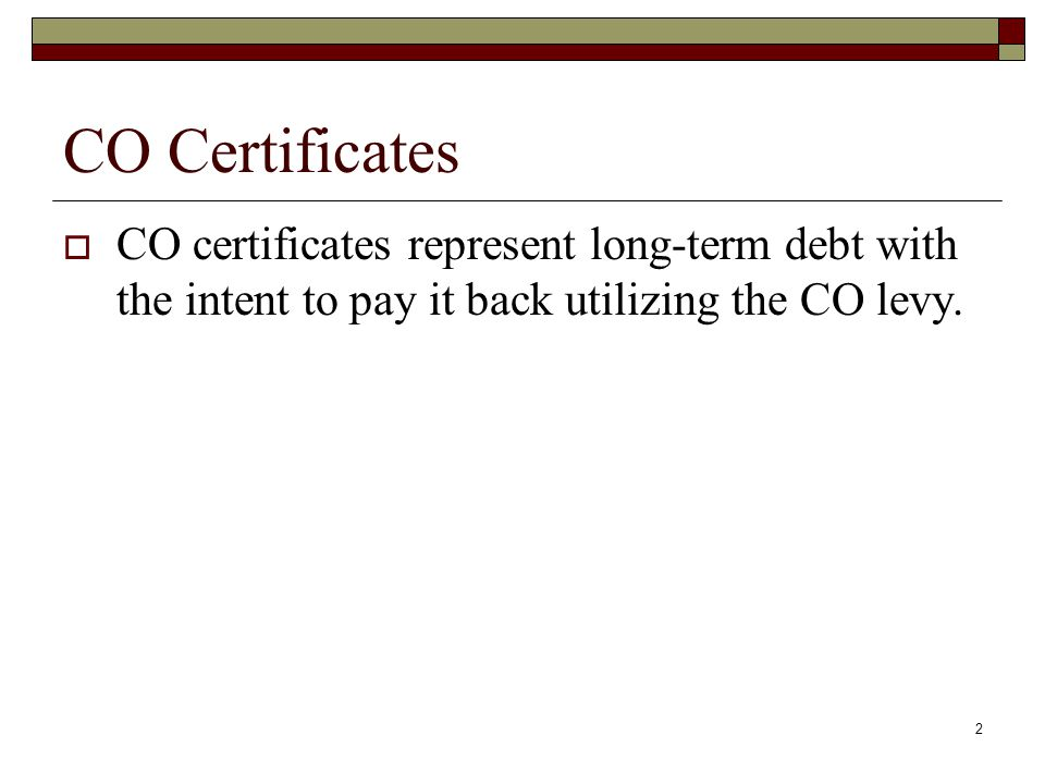 23 Servicing the Debt  An interest expense accrual should be recognized on the G-W statements when a significant amount of time has elapsed since the last interest payment date.
