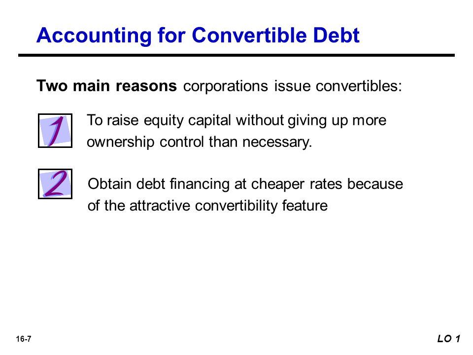 16-58 5.Discuss the controversy involving stock compensation plans.