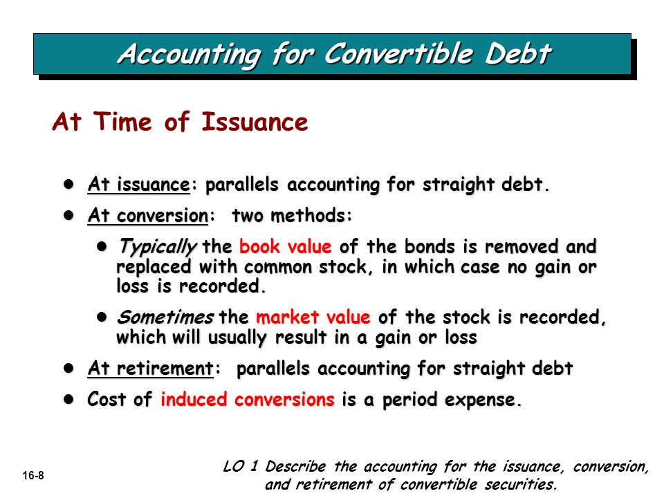 16-29 Incremental Method Stock Warrants Where a company cannot determine the fair value of either the warrants or the bonds.