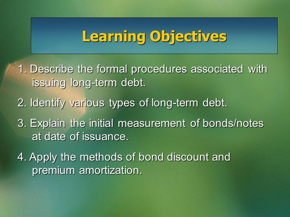 Different forms of off-balance-sheet financingDifferent forms of off-balance-sheet financing 1.Non-consolidated subsidiaries 2.Special Purpose Entities (SPE) or Variable Interest Entities (VIE) 3.Operating Leases