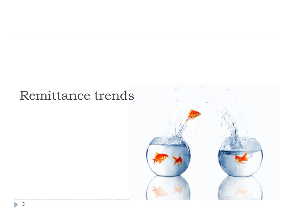 Remittance trends 3