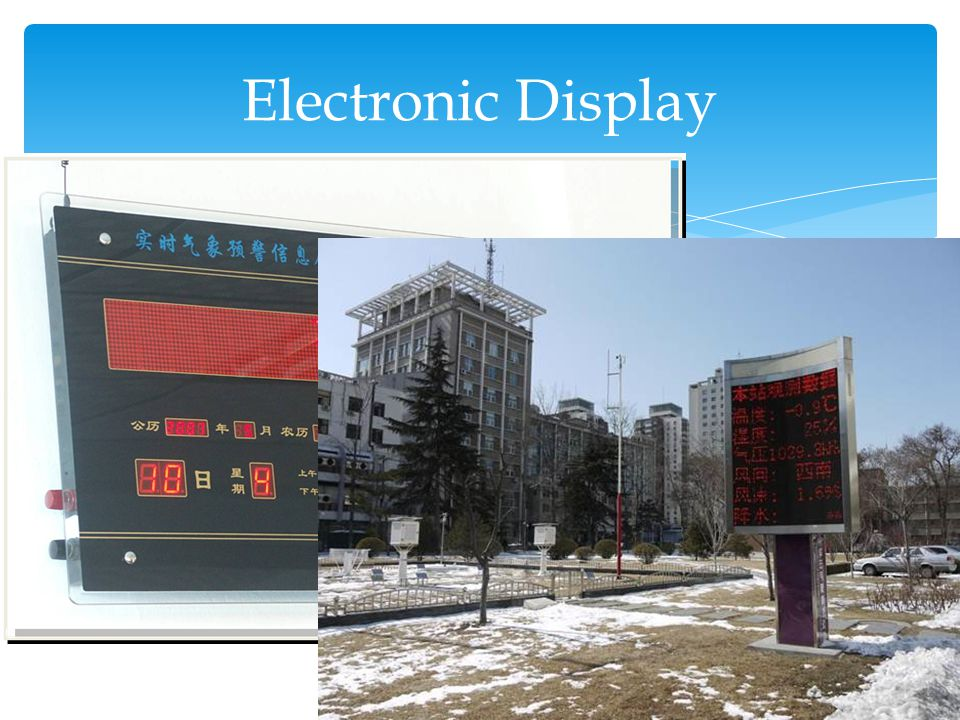 Electronic Display