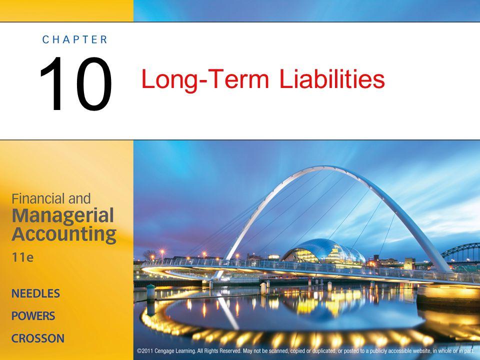 Long-Term Liabilities 10