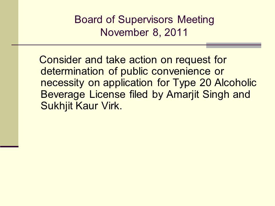 License Type 20 License Type 20- Off Sale Beer & Wine.