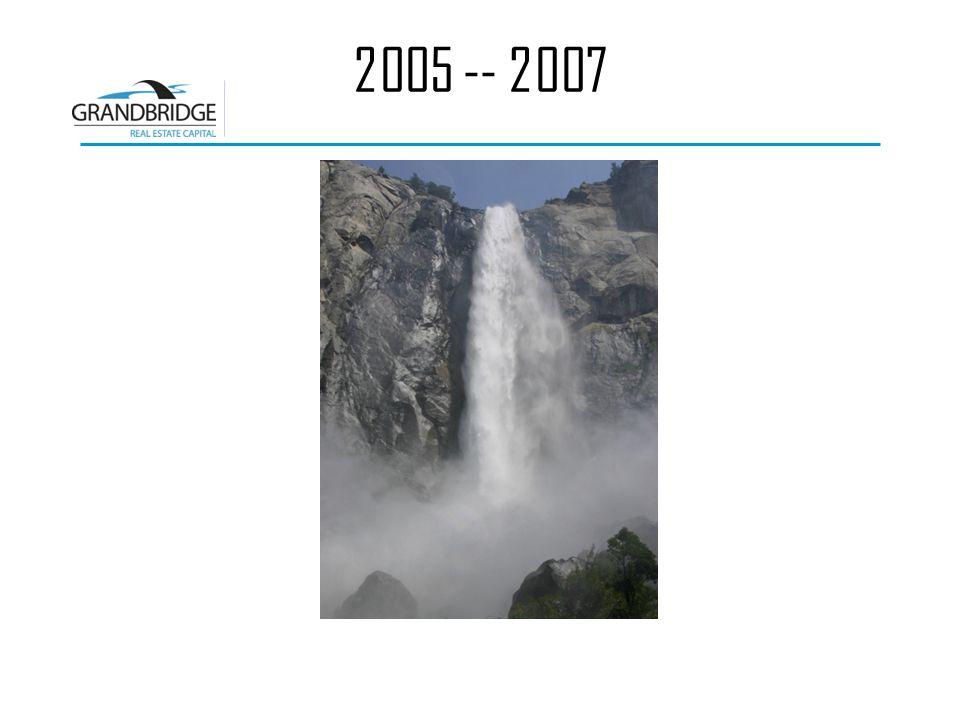 2005 -- 2007