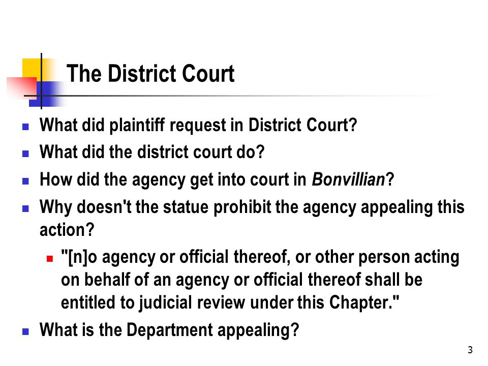 14 The Court s Order On our de novo review we conclude that the material facts are undisputed and that Bonvillian is entitled to judgment in his favor as a matter of law.