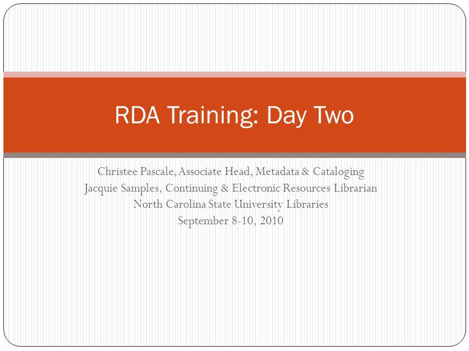 Identifier for the Manifestation Core Element, RDA 2.15