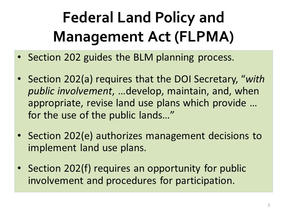 BLM Model MOU Other Provisions to Consider V.A.– Authorities not altered.