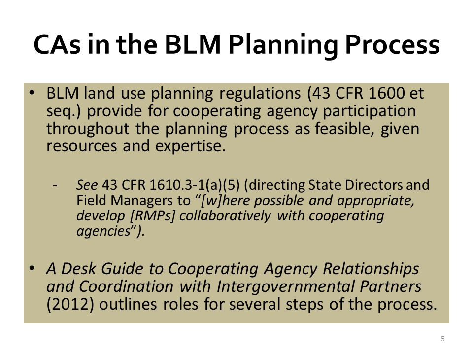 Related BLM Policy & Guidance: Instruction Memoranda (IMs) IM No.