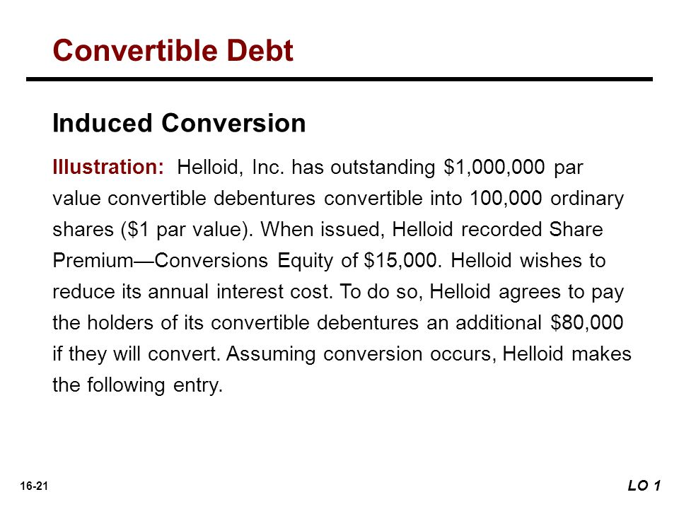 16-21 Induced Conversion Illustration: Helloid, Inc.