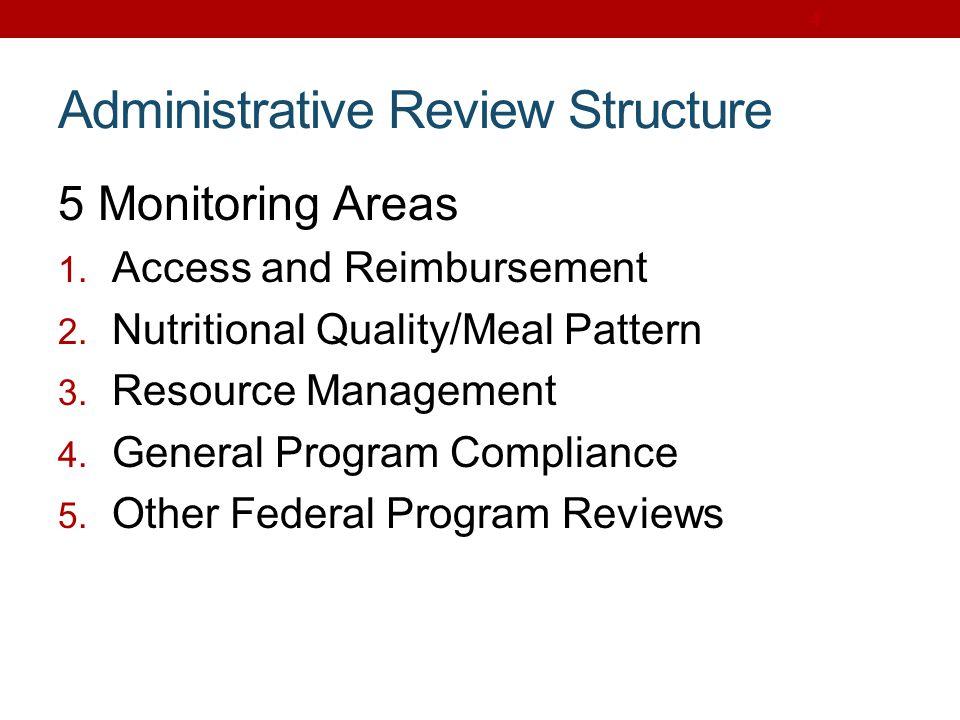 OVS: Lunch 9-12 Example  Steak, roll and milk ≠ reimbursable lunch  Reimbursable  must take ½ c.