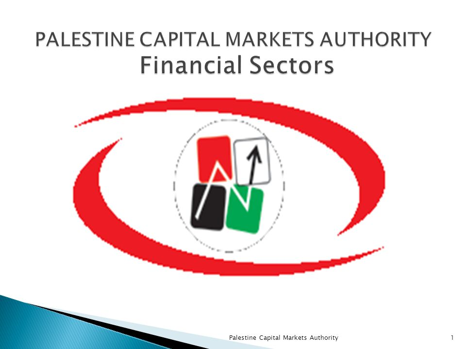 Palestine Capital Markets Authority1
